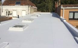 Avant Renovation toiture Lille
