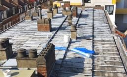 Rénovation sur zinc à Lille