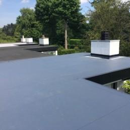 Realisation membrane PVC Lille